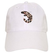 Gila Monster Lizard Baseball Cap
