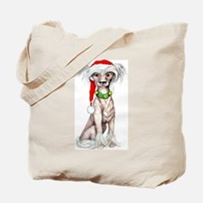 Cresty Claus Tote Bag