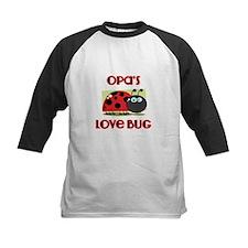 Opas Love Bug Baseball Jersey