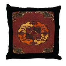 Persian 07 Throw Pillow
