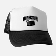 Unique Director Trucker Hat