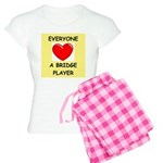 duplicate bridge Pajamas
