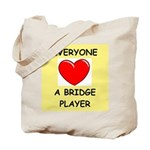 duplicate bridge Tote Bag