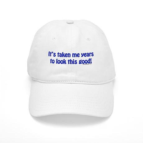 It's taken me years to look t Cap