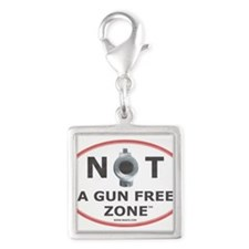 NOT A GUN FREE ZONE Charms