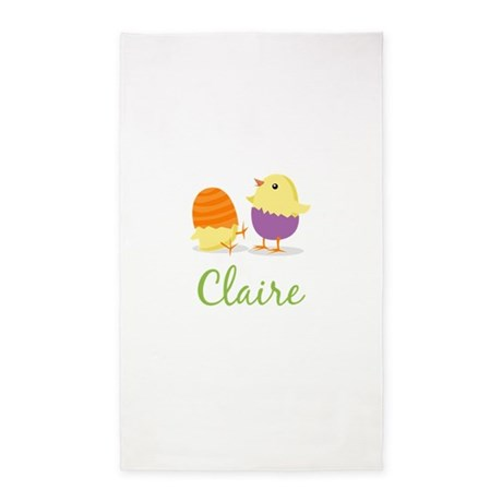 Easter Chick Claire 3'x5' Area Rug