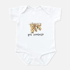 Got Cooties? Infant Bodysuit