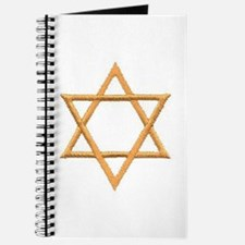 Star of David for Passover Journal