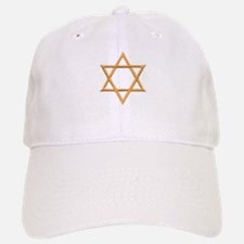 Star of David for Passover Baseball Baseball Cap