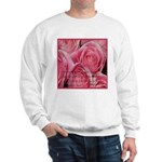 Shower of Roses, St. Therese Sweatshirt