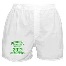 St. Patrick's Boxer Shorts