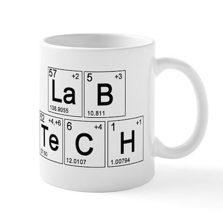 LaB TeCH 2 copy Mugs
