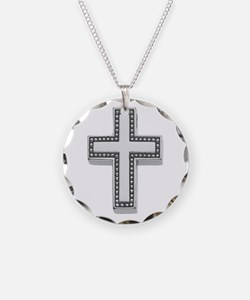 Silver Cross/Christian Necklace