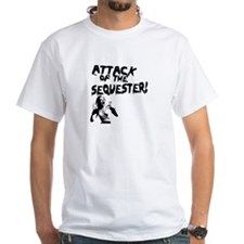 Attack of the Sequester! T-Shirt