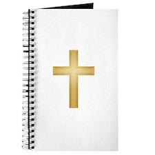 Gold Cross/Christian Journal