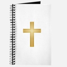 Gold Cross/Christian Journal