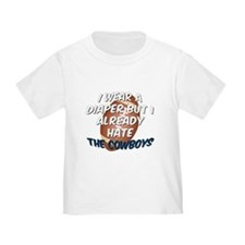 HATE the Cowboys T-Shirt