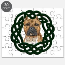 Celtic Staffy or Pit Bull Puzzle