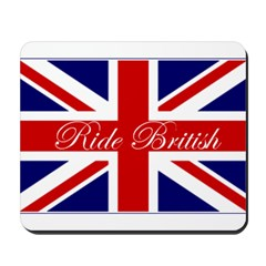 Ride British Mousepad