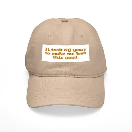 It took 60 years to .. Cap