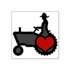 Love Farming Sticker