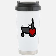 Love Farming Travel Mug