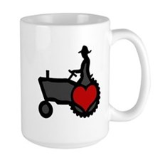 Love Farming Ceramic Mugs
