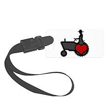 Love Farming Luggage Tag