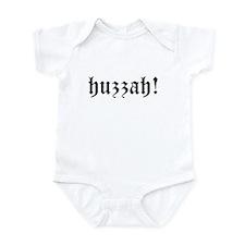 Huzzah! Infant Bodysuit
