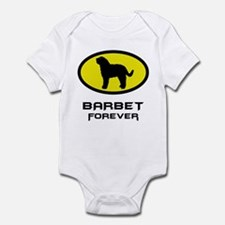 Barbet (French Water Dog) Infant Bodysuit