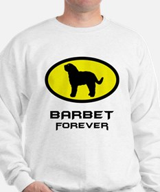 Barbet (French Water Dog) Sweatshirt