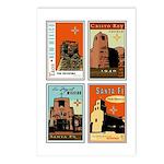 Sanctuario de Guadalupe Postcards (Package of 8)