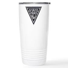 Unique State trooper Travel Mug