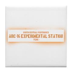 Limited Run #1 (Arc 16) Tile Coaster