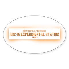 Limited Run #1 (Arc 16) Sticker