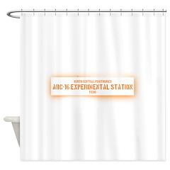 Limited Run #1 (Arc 16) Shower Curtain