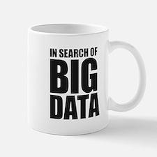 In Search of Big Data Mug