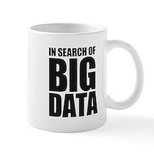 In Search of Big Data Small Mug