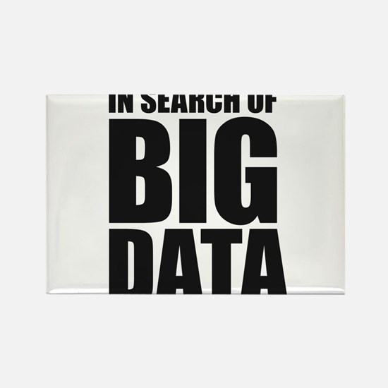 In Search of Big Data Rectangle Magnet