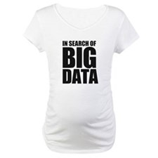 In Search of Big Data Shirt