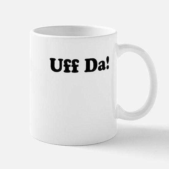 Uff da! Mugs