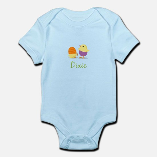 Easter Chick Dixie Body Suit