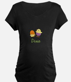 Easter Chick Dixie Maternity T-Shirt