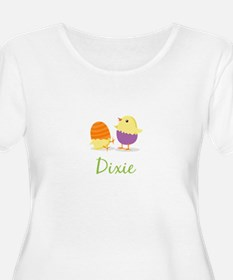 Easter Chick Dixie Plus Size T-Shirt