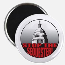 Stop the Sequester Magnet