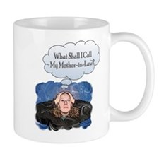 What Shall I Call My Mother-in-law? Mug