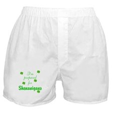 Shenanigans Preparation Boxer Shorts