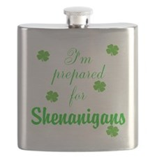Shenanigans Preparation Flask