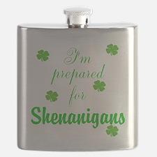 Shenanigans Preparation Flask
