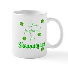 Shenanigans Preparation Small Mug